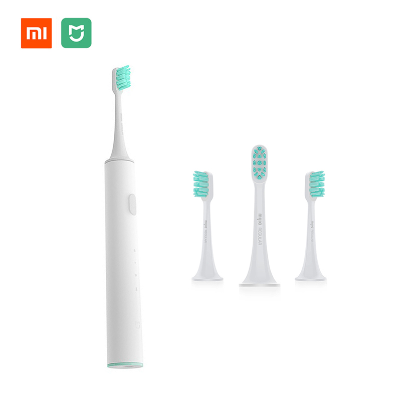 Elektrische Zahnbürsten Unparteiisch Original Xiaomi Mijia Smart Sonic Elektrische Zahnbürste Bluetooth Drahtlose Lade Wasserdichte App Control 18 Tage Belebende Durchblutung Und Schmerzen Stoppen Haushaltsgeräte