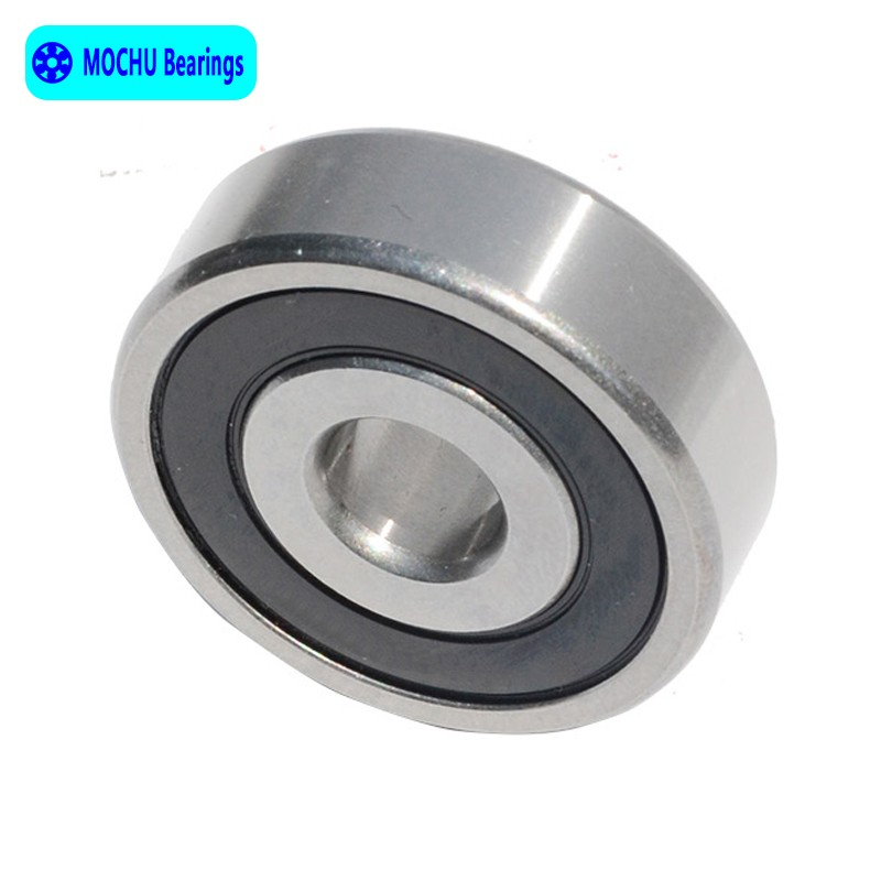 Deep Groove Ball Bearing 6302RS Single Sealed 15 x 42 x 13mm Chrome Steel