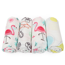 Newborn Baby Soft Blanket Swaddling Infant Cute 120x120cm Bedding Swaddle Wrap For Bath Cotton Towel цена в Москве и Питере