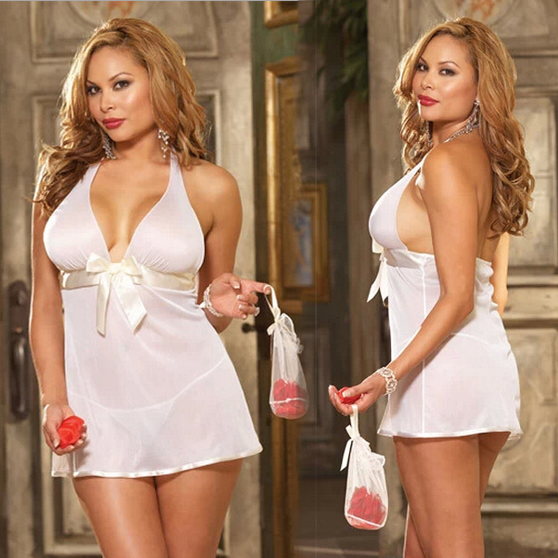 2017 Sale Real Silk Sex Products lingerie T435 Free Size