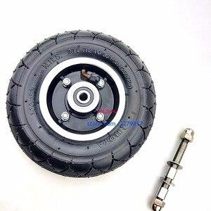 Бесплатная доставка 200x50 электрический скутер шины WheelCenter axisHub 8