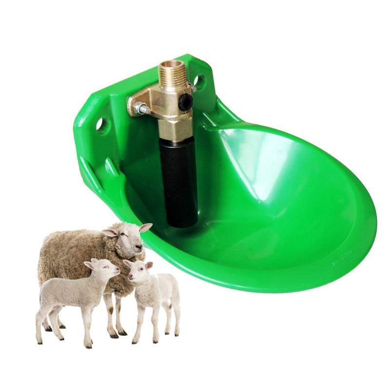 Livestock Sheep Goat Drinker Bowl Copper Value Quality Water Fountain Cattle Dog Feeding Equipment Farm Animals