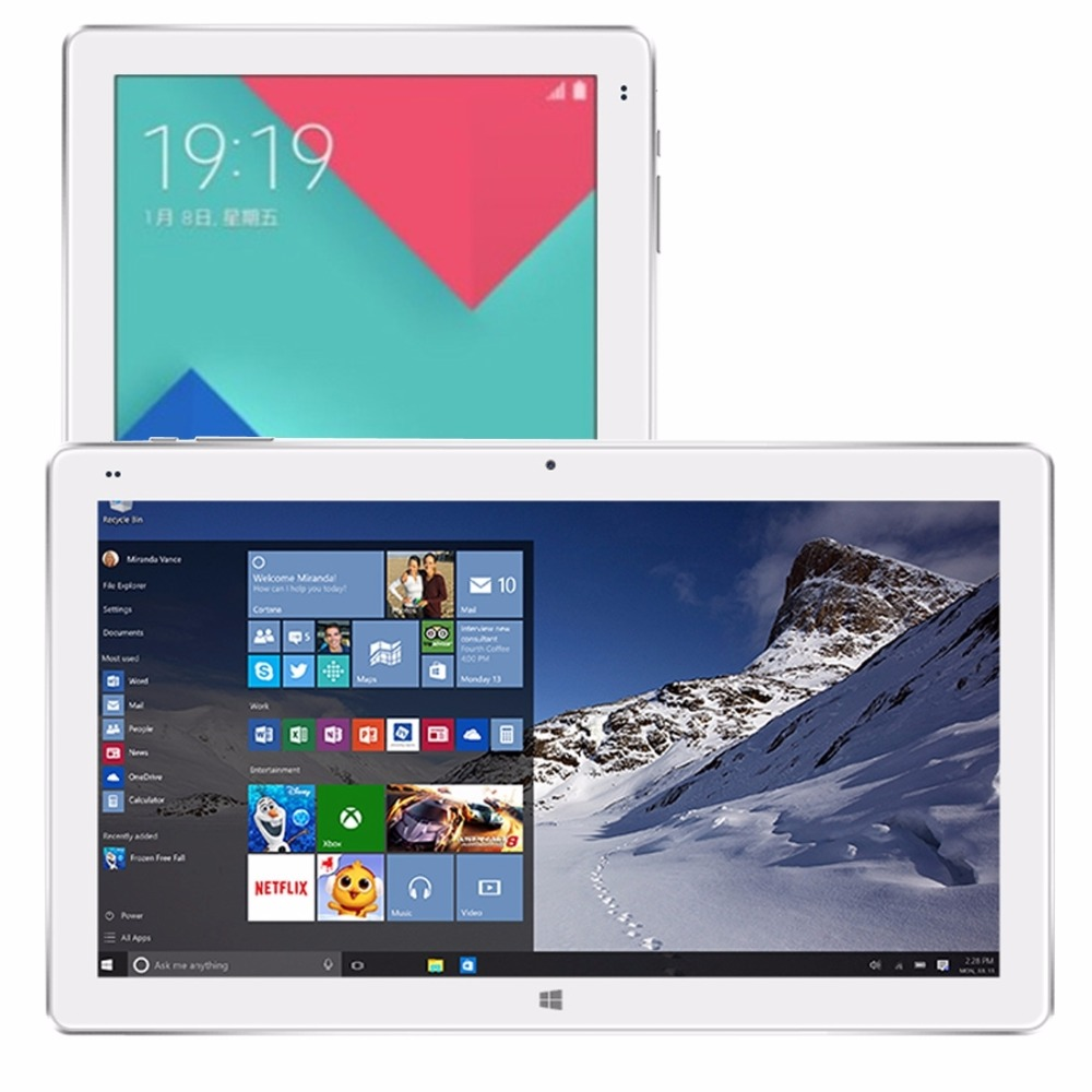 Original Cube iwork1X 11.6 inch Intel Atom X5-Z8350 tablet Windows 10.0 & Android 5.1 Dual OS 4GB/ 64GB HDMI WiFi BT 8500mAh