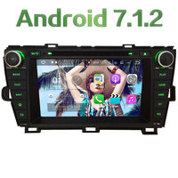 8 2GB RAM Quad Core 4G Android 7 1 2 DAB Wifi Multimedia Car DVD Player