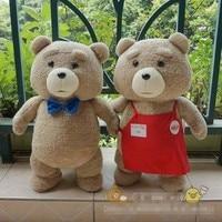 ted movie ted plush 45cm, ted plush bear, teddy bear giant teddy bear plush giant stuffed bear ted