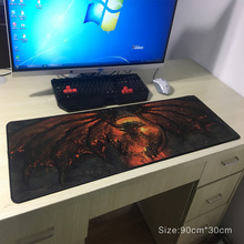 Купить с кэшбэком big size XL 900x300mm gaming mouse pad lock edge notebook table mouse pads for gamer laptop mouse mats