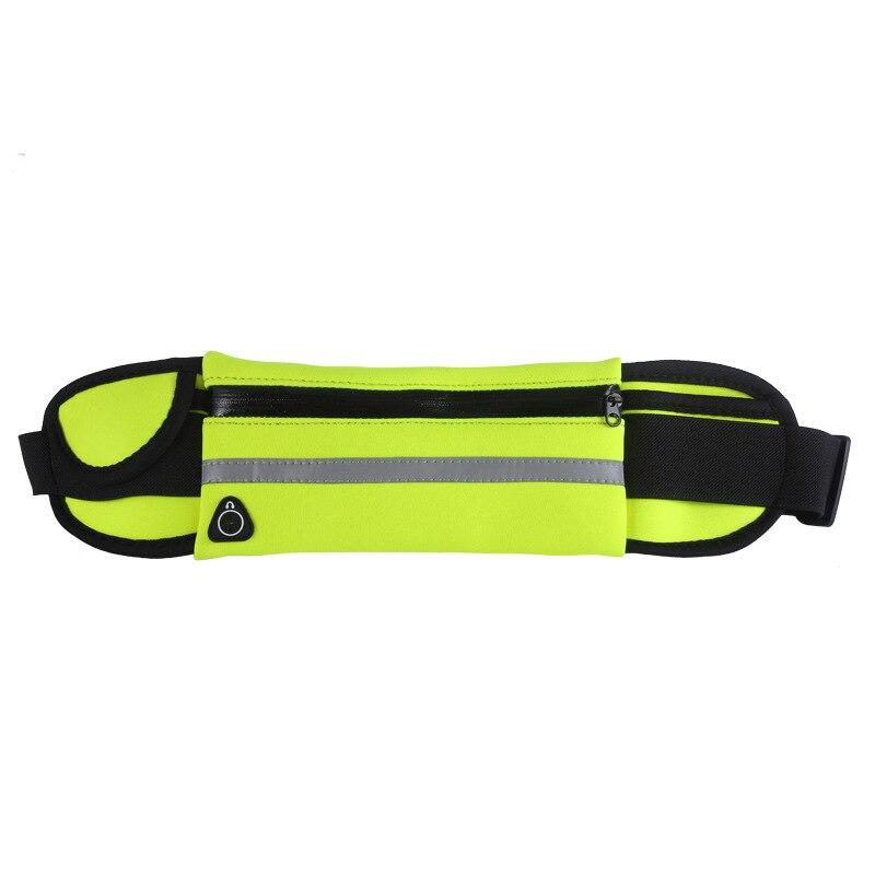 Gym Waist Bag Waterproof Sport Outdoor Fashion Belt Universal Phone Case Pouch For iPhone X 8 Samsung S6 7 edge S8 9 Plus J5