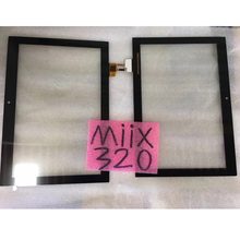 10.1 بوصة محول الأرقام شاشة تعمل باللمس زجاج الاستشعار اللوحي استبدال أجزاء لينوفو Ideapad MIIX 320 10ICR MIIX 320