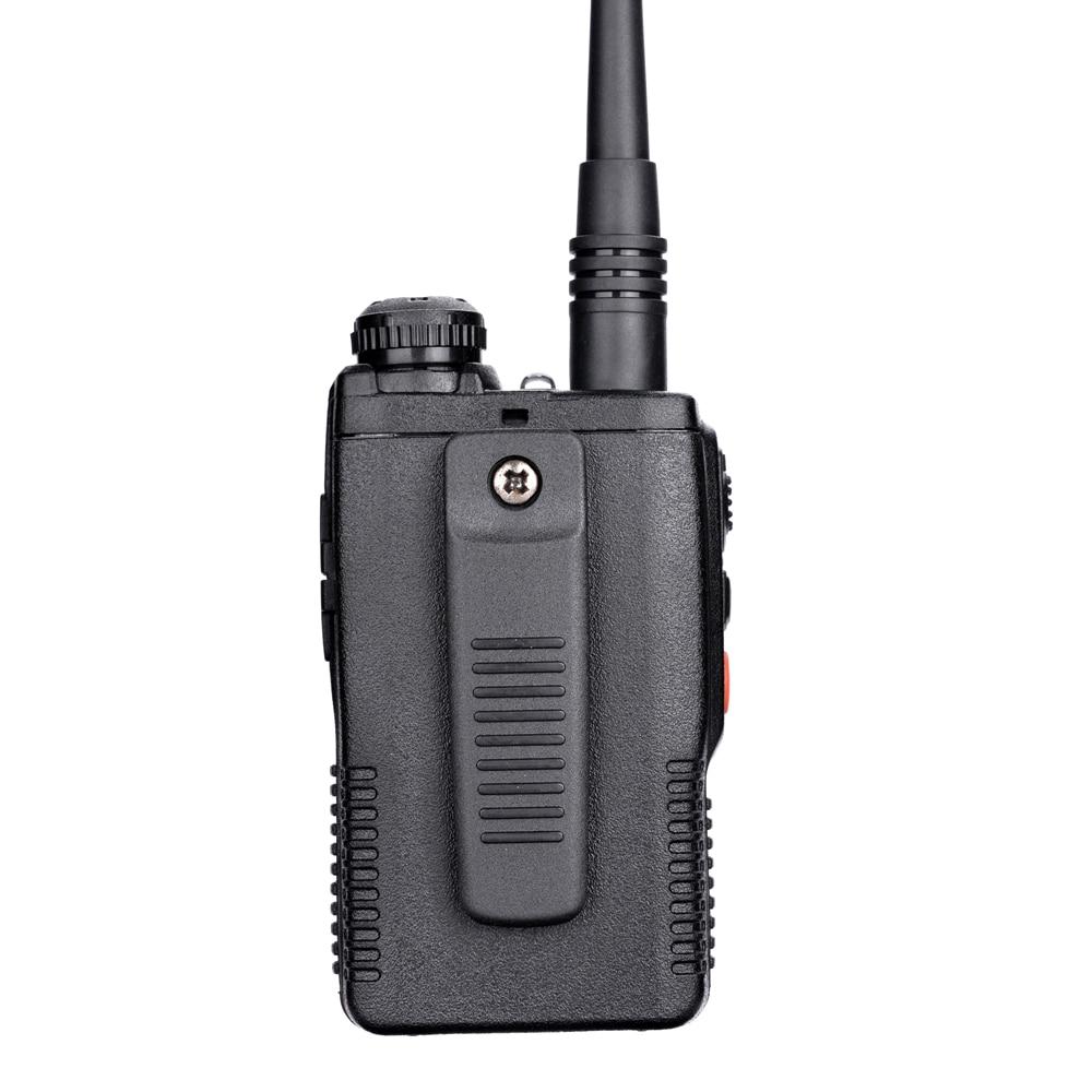 Image 4 - 100% Original Best Price Baofeng UV 3R Mini Walkie Talkie Dual Band VHF UHF Portable UV3R Two Way Radio Ham Hf Transceiver UV 3R-in Walkie Talkie from Cellphones & Telecommunications
