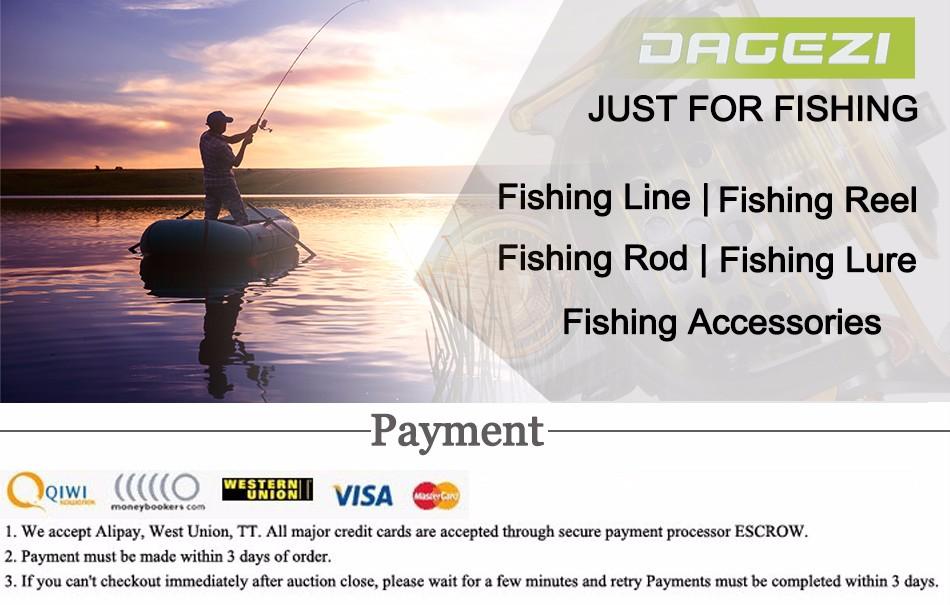 JACKFISH HOT SALE 500M Fluorocarbon Fishing Line 5-32LB test Carbon Fiber Leader Line 0.165-0.46mm fly fishing line pesca 20