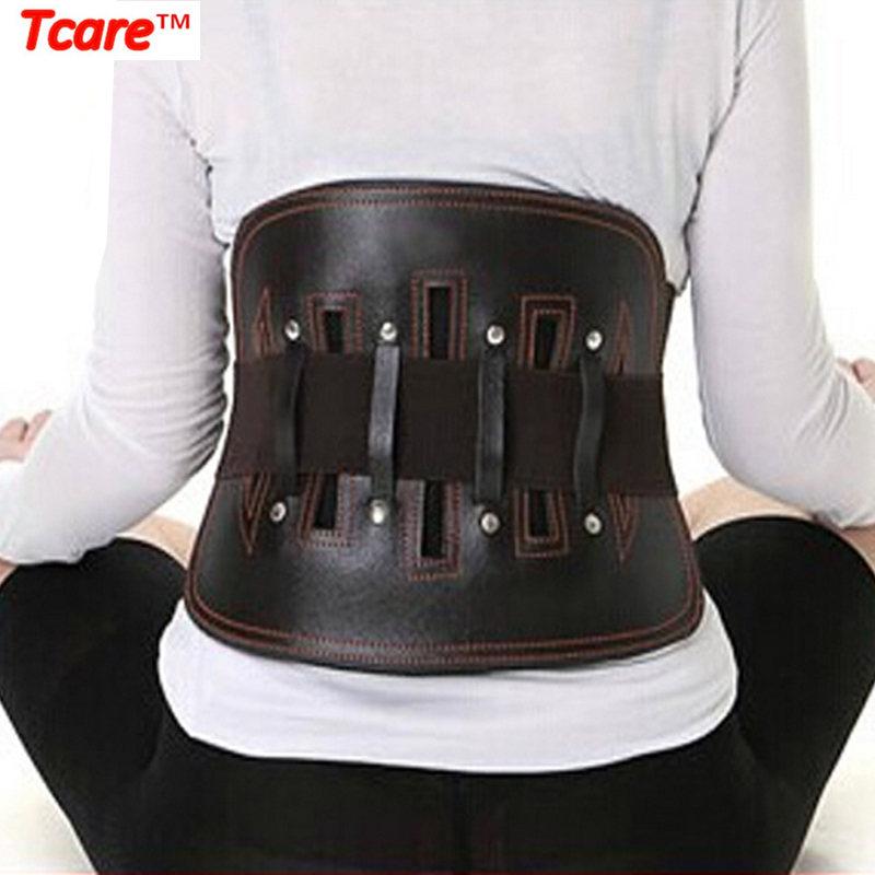 Tcare odos apatinės nugaros sąvaržos skausmo mažinimo juosmens atramos diržas moterims ir vyrams - reguliuojami juosmens dirželiai iš šv.