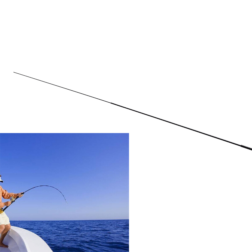 Tips Fishing-Rod Solid Carbon-Rod-Accessories And Hollow Spare-Tip Full-Size