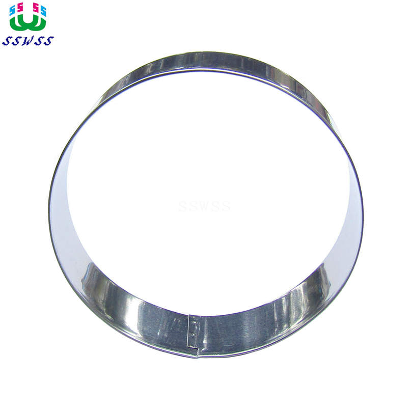 10 CM Big Circle Shaped Cake Decorating Fondant Cutters Tools,Cheese Cake Cookie Biscuit Baking Molds,Direct Selling
