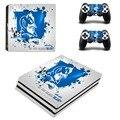 PS4 Pro Бэтмен Наклейку Кожи Наклейка Обложка Для Sony Playstation 4 Консоли и Контроллеры