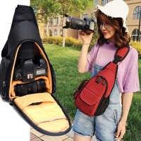 Sac à dos Photo étanche sac pour appareil Photo pour Sony Canon EOS Nikon Panasonic Olympus Fujifilm étui pour appareil Photo de voyage en plein air sac d'objectif