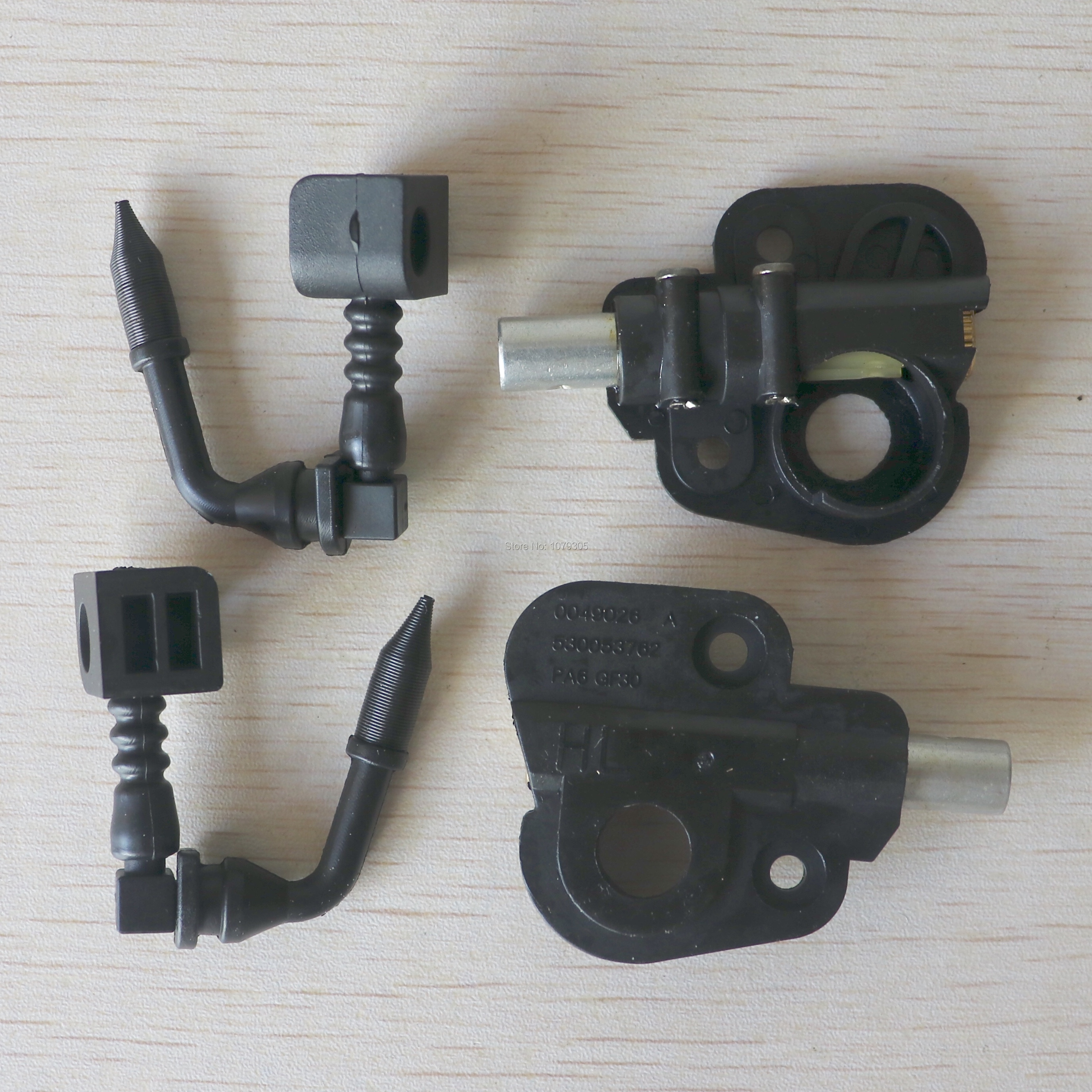 2pcs Oil Pump Fit For Partner 350 351 352 370 371 390 391 401 420 422 Chainsaw Spare Parts