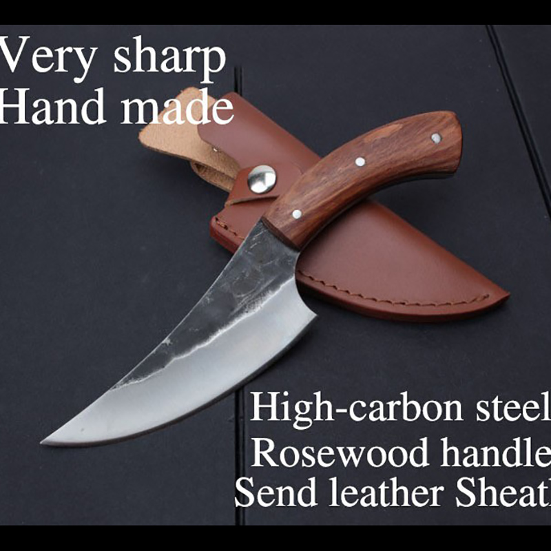 KKWOLF fixed blade hunting knife Sharp high carbon steel Camping survival pocket knife EDC Self-defense Tactical Combat Multi to dison hot sale display refrigerators small medication refrigerators box vaccine transport cooler cup mini fridge insulin