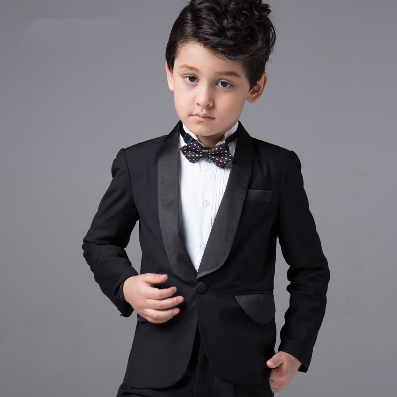 Elegant Children Boy Kids Suit for Weddings Party Formal ...