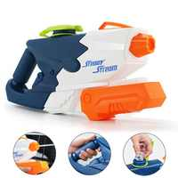 Water Gun Beach Water Shooting Toy Outdoor Drifting Swimming Pool Water Toy Game For Kids Children Adult Nerf Airsoft Air Guns