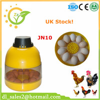 New Automatic Digital 10 Eggs Incubator For Home Use Highly Effective Small Electrical Thermostat CE