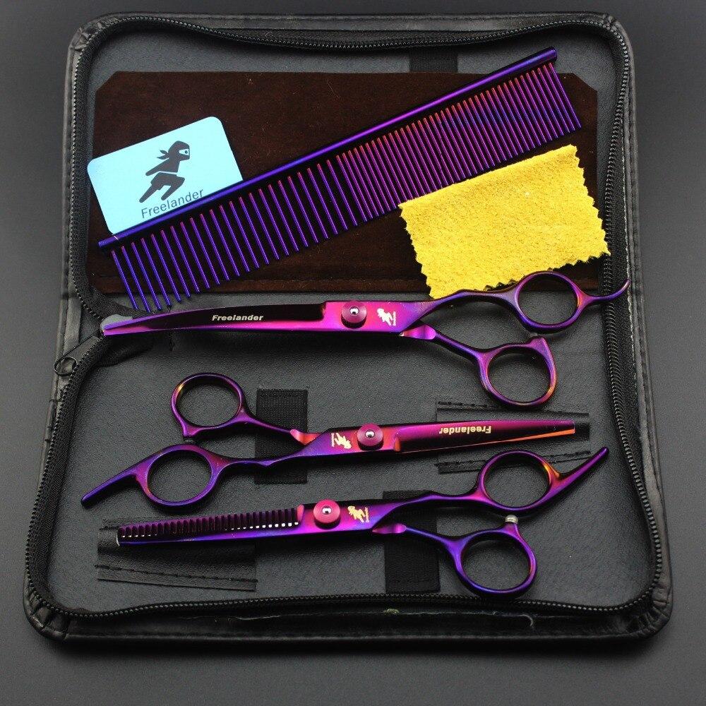Pet Dog Grooming Scissors (4)