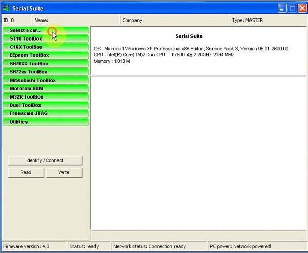 Piasini Engineering V4.3 Master Version Software-1