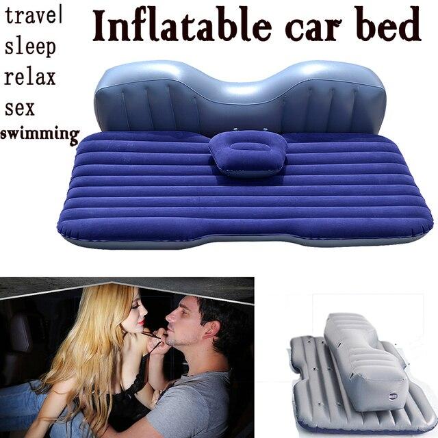 Секс надувной кровати