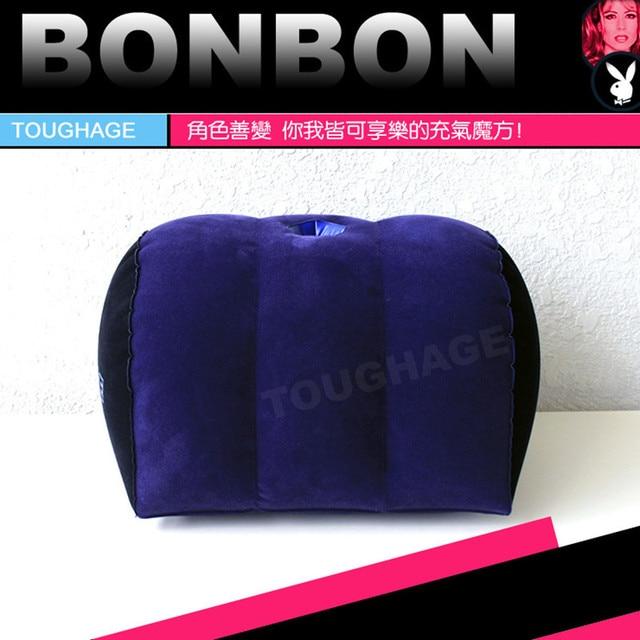Cushion Intercourse Masturbation Style