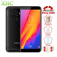 HOMTOM S99 5.5inch Android 8.0 Mobile Phones MTK6750 Octa Core RAM 4GB ROM 64GB Big Battery Dual SIM OTA OTG GPS 16MP Smartphone