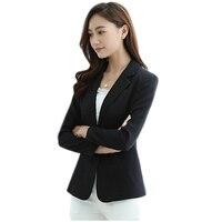 Plus Size Single Breasted Ladies Blazer Styles Designs Blazer Slim Fit Vintage Cardigan Chaqueta De Las