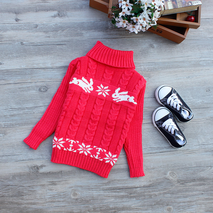 c57919194 Detail Feedback Questions about boys christmas sweater deer Red Girl ...