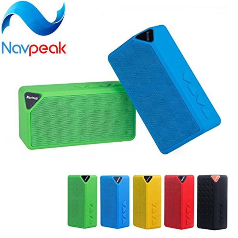 Mini altavoz bluetooth estilo de moda inalámbrico portátil de - Audio y video portátil - foto 1