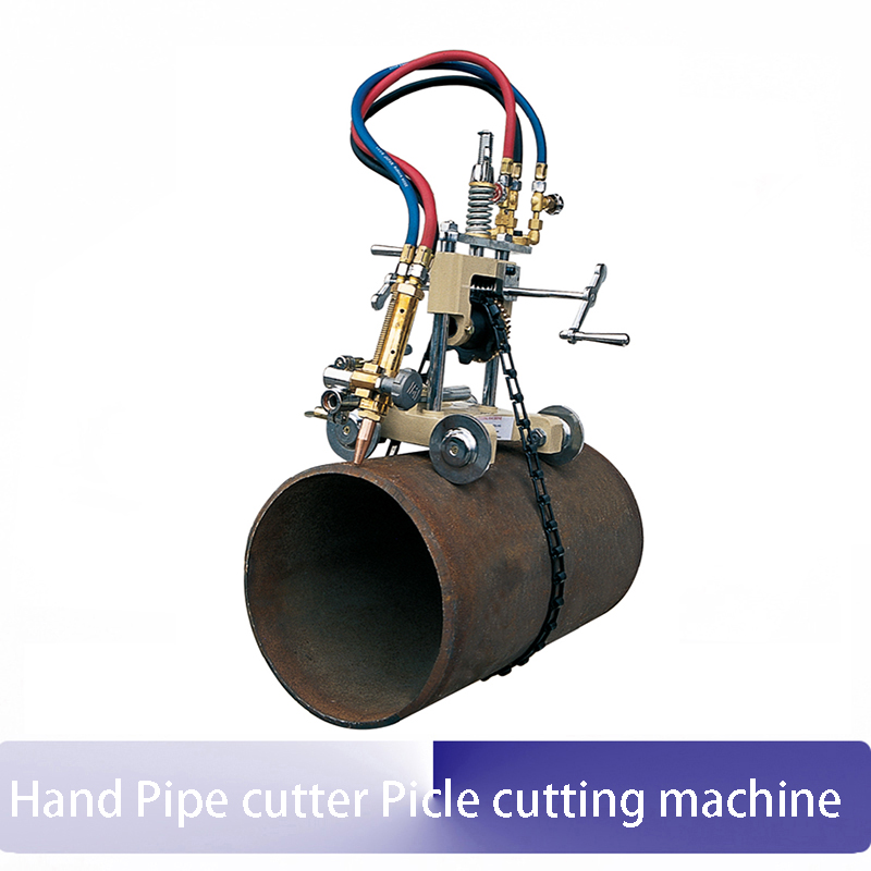 Hand Pipe cutter Picle Oxy-fuel cutting machine
