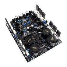 A2 FET كامل التماثل مكبر كهربائي مجلس (1 زوج من لوحات النهائي) باستخدام الأصلي TT1943/TT5200
