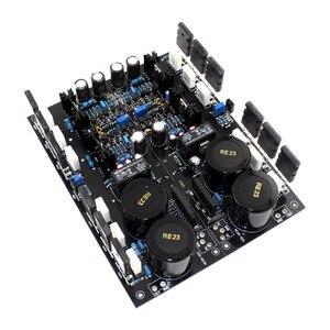 Image 1 - A2 fet 완전 대칭 전력 증폭기 보드 (완성 된 보드 1 쌍) 원본 tt1943/tt5200 사용