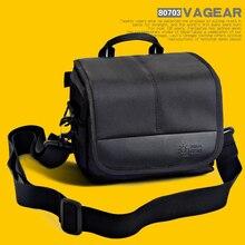 NOVAGEAR 80703 DSLR Camera Bag Case Photo Shoulder Strap for Sony Cameras nex5t a5000l a7 a5100 a6000