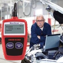 Super Autel MaxiScan MS309 CAN BUS OBD2 Code Reader obd2 OBD II Car Diagnostic Tool MS309 Code Scanner autel ms309