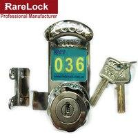 Rarelock Suministros Navidad Dígitos Gabinete Cam Lock para Mujeres Vestido Armario Armario Puerta Del Cajón Del Gabinete Hardware DIY h