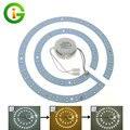 Потолочный Светильник СВЕТОДИОДНОЕ Освещение Номерного Холодный Белый/Теплый Белый Регулируемый Удобная Установка Заменить другие Потолочные Лампы Фары.