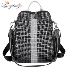 Multifunction Women Backpacks Shoulder Bags Fashion Summer B