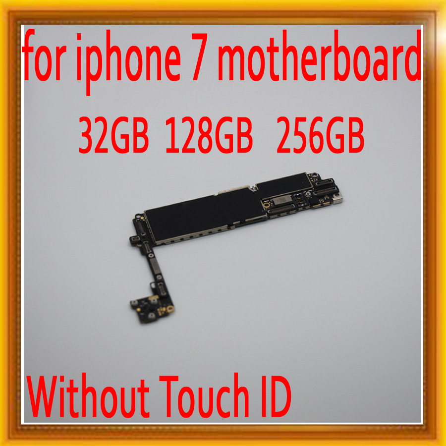 32gb / 128gb / 256gb for iPhone 7 Motherboard without Touch ID,Original unlocked for iphone 7 Mainboard with Chips,Good Tested-in Mobile Phone Antenna from Cellphones & Telecommunications on Aliexpress.com | Alibaba Group