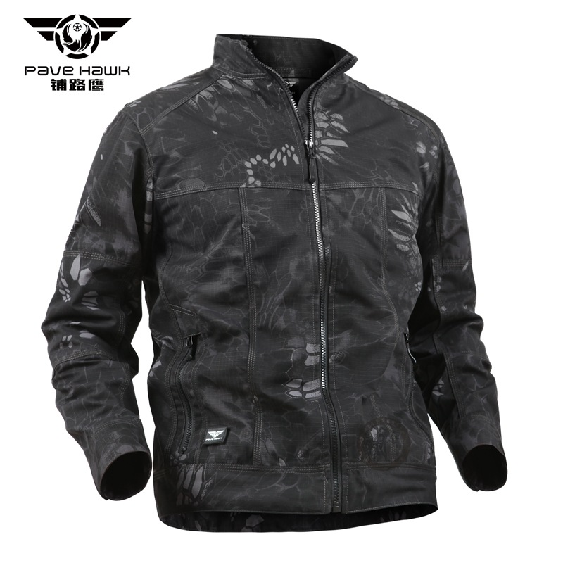 PAVEHAWK Rain Hunting Windproof