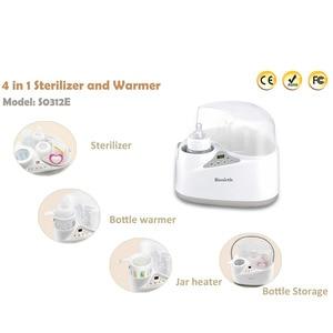 Image 5 - Bimirth Brand New 4 in 1 Multi functional Breast Milk Heater Baby Bottle Warmer Breast Sterilizer Food Steam Heating Electric