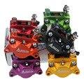 Adelin adl10 Motorcycle Brake Caliper 2 Piston cnc aluminum disk brake system for motorbike modification FOR HONDA