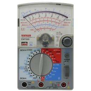 Image 2 - sanwa EM7000 Analog Multitesters/FET Tester  High sensitivity for measurement of lower capacitance