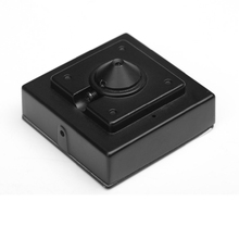 AHD 720P 1.0MP CCTV AHD Camera Security CMOS 720P Analog 1000TVL Mini AHD Camera Metal Housing Indoor Use Black