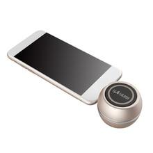 Портативный Hifi 3d объемный 3,5 мм Aux аудио разъем мини беспроводной мощный Кристальный динамик для iPhone X XS XR XS Max 8 7 6 6 S