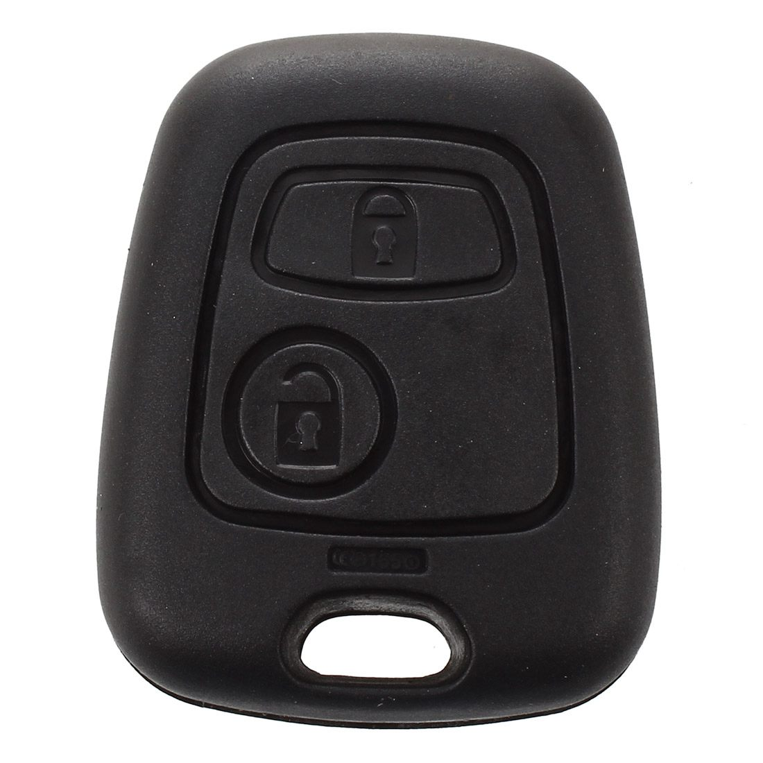 2 button remote key case shell for citroen c1 c4 peugeot. Black Bedroom Furniture Sets. Home Design Ideas