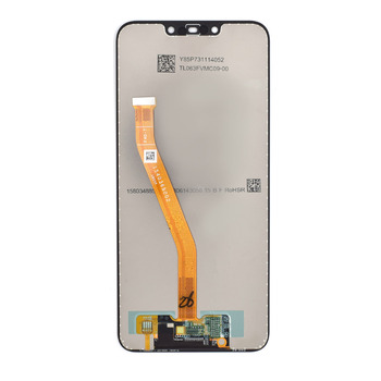 Replacement Parts for Compatible for Huawei P Smart+/nova 3i Display Touch Digitizer Glass Screen Assembly(Black)