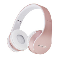Andoer LH 811 4 In 1 Bluetooth Headphone Wireless Stereo Headset With Mic MP3 Player FMRadio